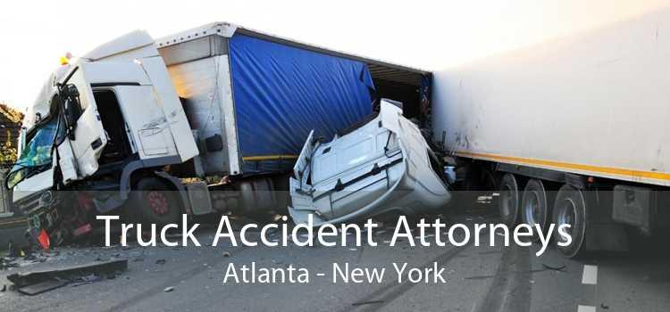 Truck Accident Attorneys Atlanta - New York