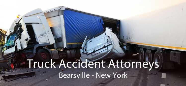 Truck Accident Attorneys Bearsville - New York
