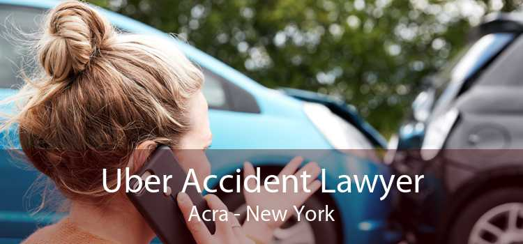 Uber Accident Lawyer Acra - New York