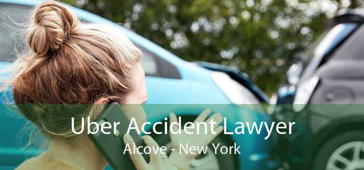 Uber Accident Lawyer Alcove - New York