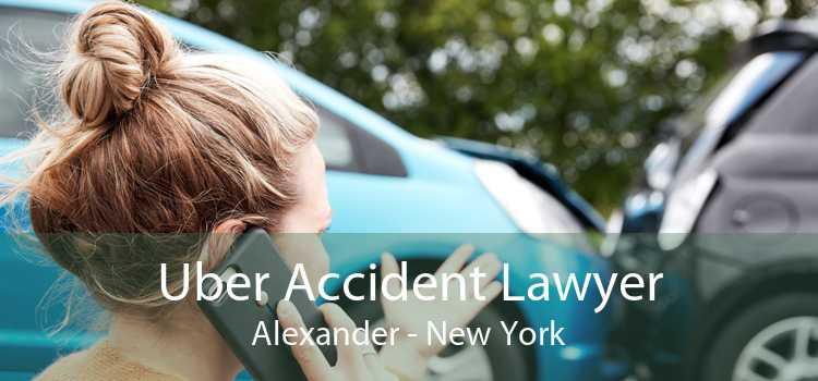 Uber Accident Lawyer Alexander - New York