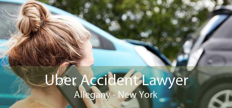 Uber Accident Lawyer Allegany - New York