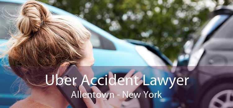 Uber Accident Lawyer Allentown - New York