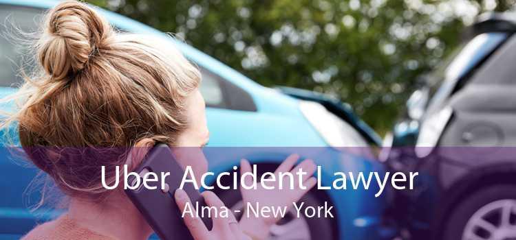 Uber Accident Lawyer Alma - New York