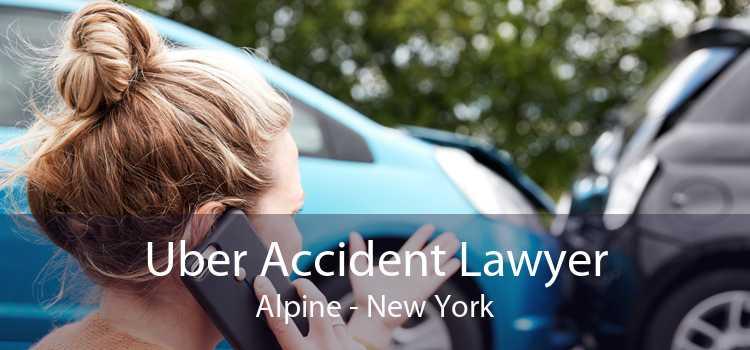 Uber Accident Lawyer Alpine - New York