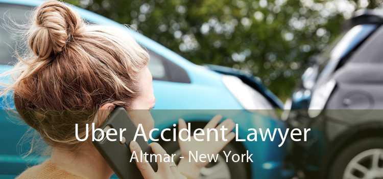 Uber Accident Lawyer Altmar - New York