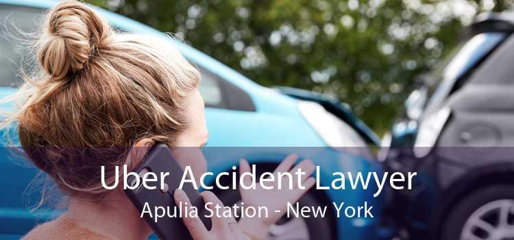 Uber Accident Lawyer Apulia Station - New York