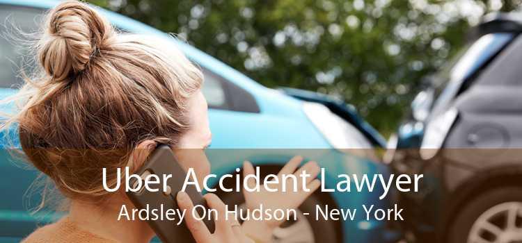 Uber Accident Lawyer Ardsley On Hudson - New York