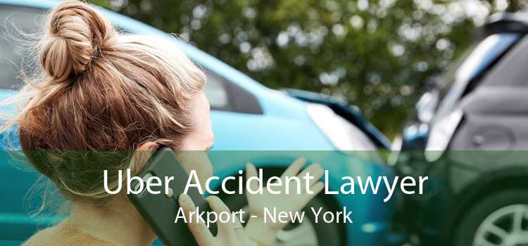 Uber Accident Lawyer Arkport - New York