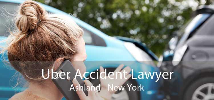 Uber Accident Lawyer Ashland - New York