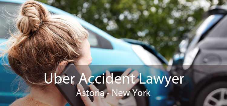Uber Accident Lawyer Astoria - New York