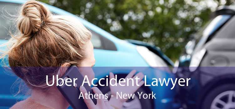 Uber Accident Lawyer Athens - New York