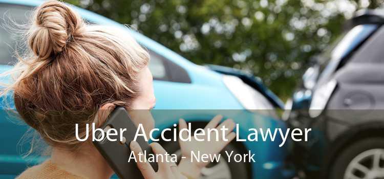 Uber Accident Lawyer Atlanta - New York