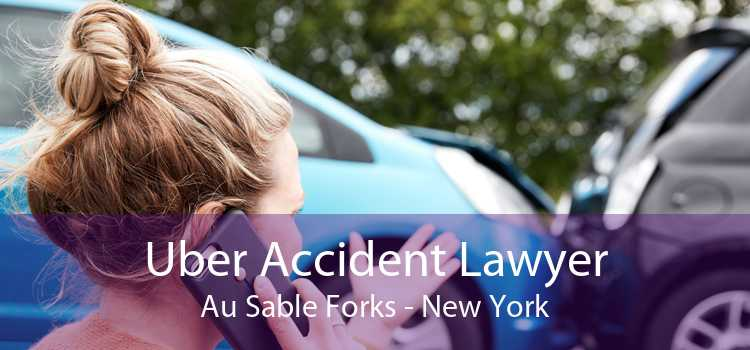 Uber Accident Lawyer Au Sable Forks - New York