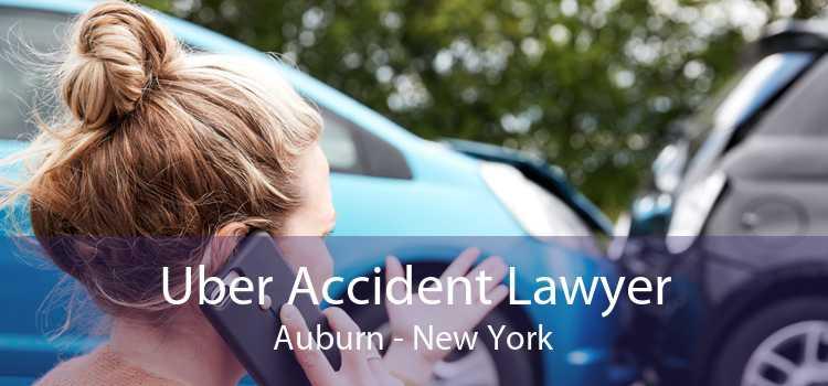 Uber Accident Lawyer Auburn - New York
