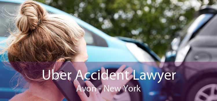 Uber Accident Lawyer Avon - New York