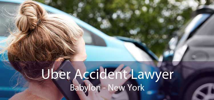 Uber Accident Lawyer Babylon - New York