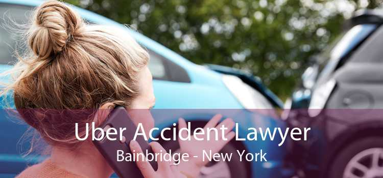 Uber Accident Lawyer Bainbridge - New York
