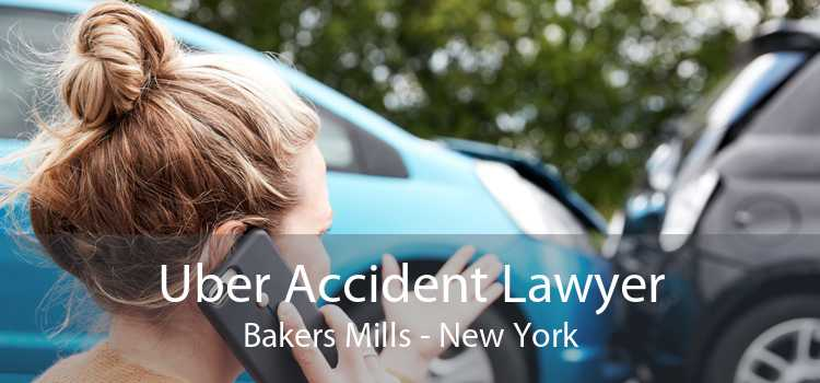 Uber Accident Lawyer Bakers Mills - New York