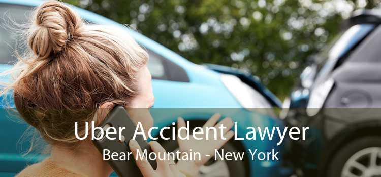Uber Accident Lawyer Bear Mountain - New York