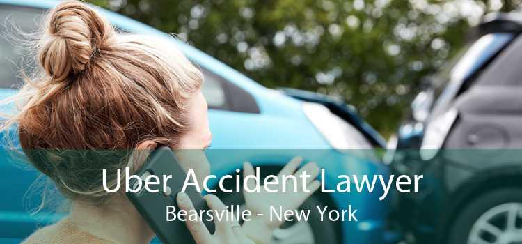 Uber Accident Lawyer Bearsville - New York